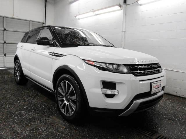 2014 Land Rover Range Rover Evoque Dynamic (Stk: P9-56631) in Burnaby - Image 2 of 24