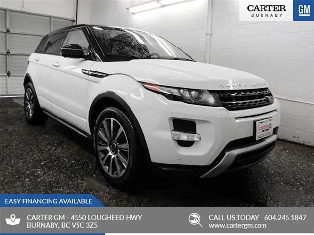 2014 Land Rover Range Rover Evoque Dynamic (Stk: P9-56631) in Burnaby - Image 1 of 24