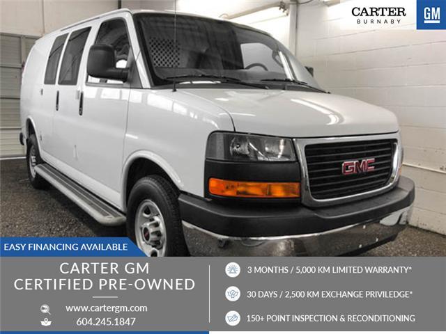 2017 GMC Savana 2500 Work Van (Stk: P9-57300) in Burnaby - Image 1 of 23