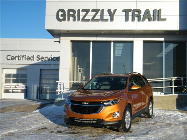 2019 Chevrolet Equinox LT (Stk: 57023) in Barrhead - Image 1 of 19