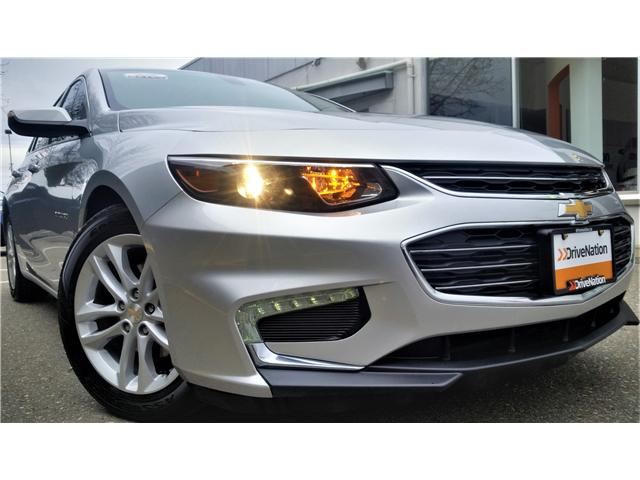 2018 Chevrolet Malibu LT (Stk: G0118) in Abbotsford - Image 4 of 24