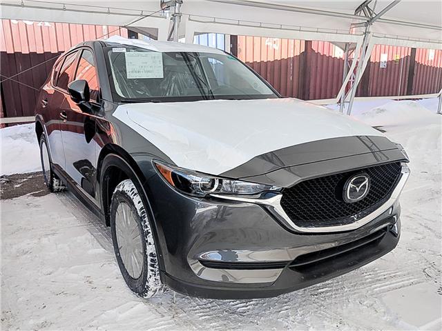 2019 Mazda CX-5 GS (Stk: H1651) in Calgary - Image 2 of 2