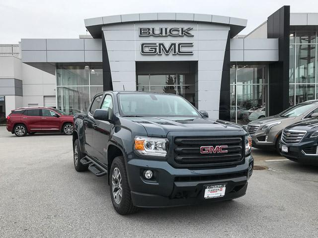 2019 GMC Canyon All Terrain w/Cloth (Stk: 9CN96460) in North Vancouver - Image 2 of 13