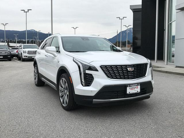 2019 Cadillac XT4 Premium Luxury (Stk: 9D43120) in North Vancouver - Image 2 of 24