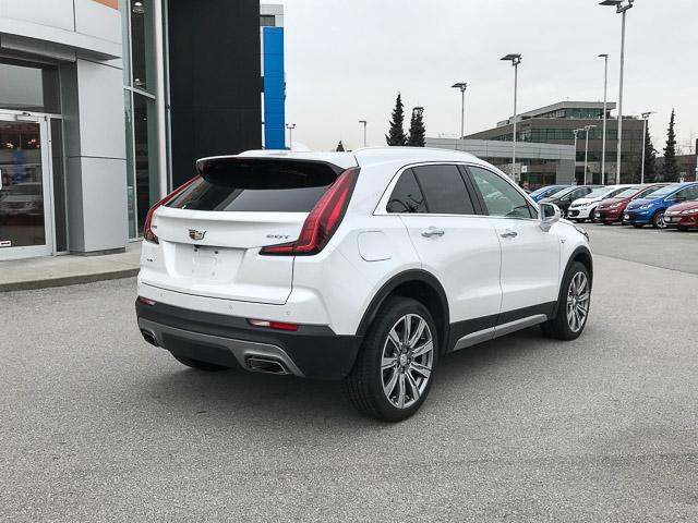 2019 Cadillac XT4 Premium Luxury (Stk: 9D43120) in North Vancouver - Image 4 of 24
