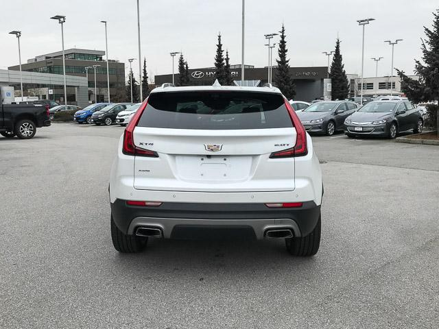 2019 Cadillac XT4 Premium Luxury (Stk: 9D43120) in North Vancouver - Image 5 of 24