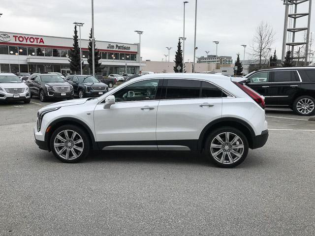 2019 Cadillac XT4 Premium Luxury (Stk: 9D43120) in North Vancouver - Image 7 of 24