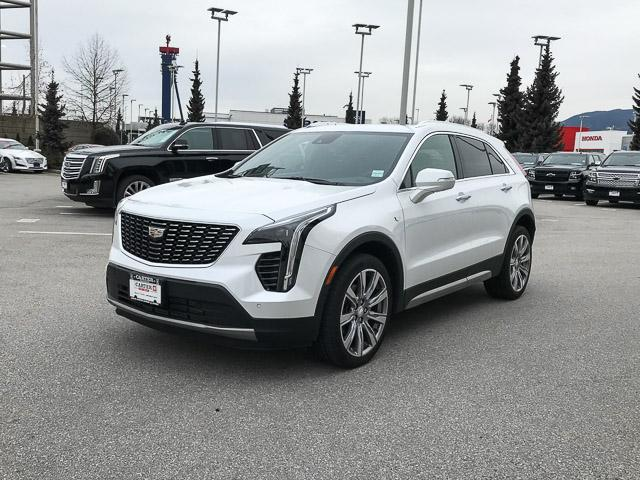 2019 Cadillac XT4 Premium Luxury (Stk: 9D43120) in North Vancouver - Image 8 of 24