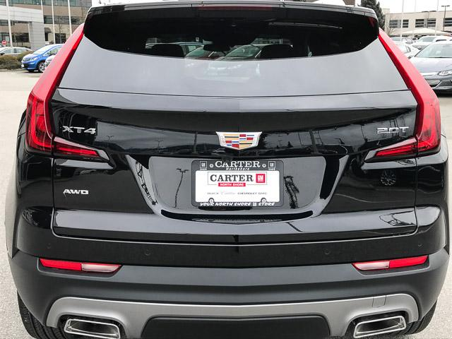 2019 Cadillac XT4 Premium Luxury (Stk: 9D30220) in North Vancouver - Image 14 of 24