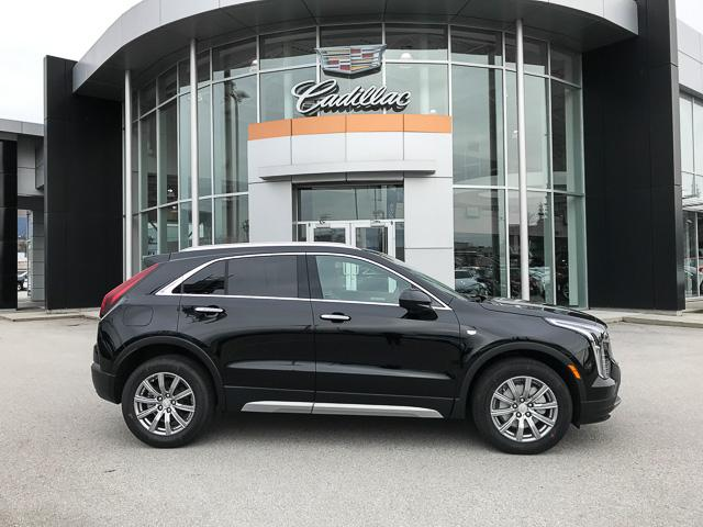 2019 Cadillac XT4 Premium Luxury (Stk: 9D30220) in North Vancouver - Image 3 of 24