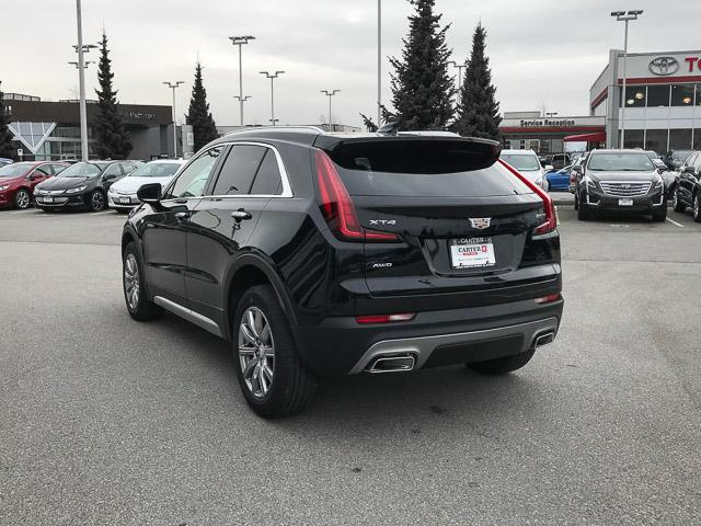 2019 Cadillac XT4 Premium Luxury (Stk: 9D30220) in North Vancouver - Image 6 of 24