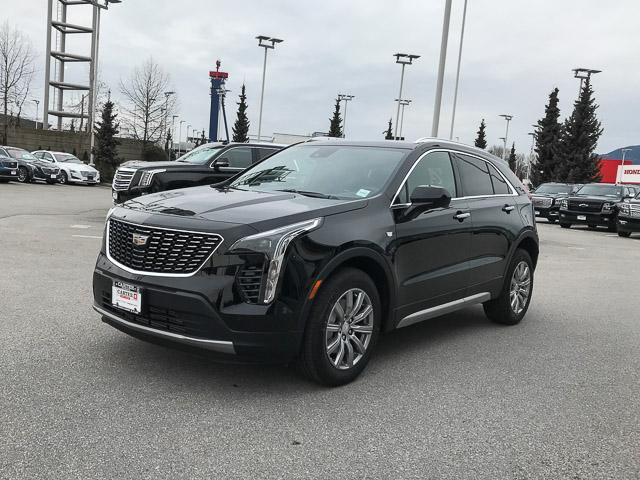 2019 Cadillac XT4 Premium Luxury (Stk: 9D30220) in North Vancouver - Image 8 of 24