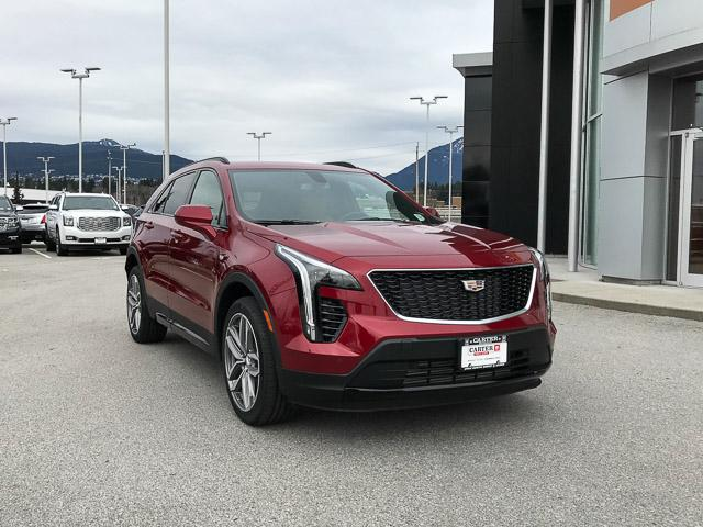2019 Cadillac XT4 Sport (Stk: 9D93450) in North Vancouver - Image 2 of 23