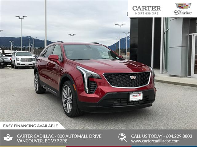2019 Cadillac XT4 Sport (Stk: 9D93450) in North Vancouver - Image 1 of 23