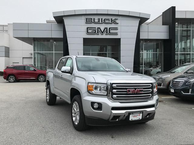 2019 GMC Canyon SLT (Stk: 9CN38780) in North Vancouver - Image 2 of 12