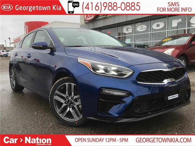 2019 Kia Forte EX+ | $149 BI-WEEKLY | SUNROOF | (Stk: FO19016) in Georgetown - Image 1 of 27