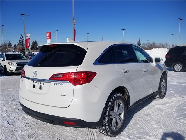 2015 Acura RDX  (Stk: 2190504B) in Calgary - Image 2 of 27