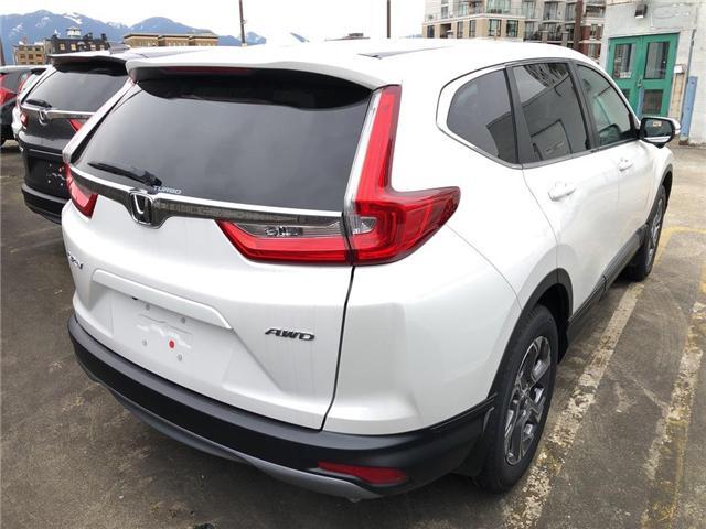 2019 Honda CR-V EX (Stk: 2K85300) in Vancouver - Image 2 of 4