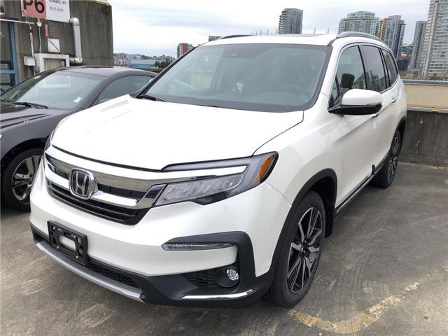 2019 Honda Pilot Touring (Stk: 1K39300) in Vancouver - Image 1 of 4