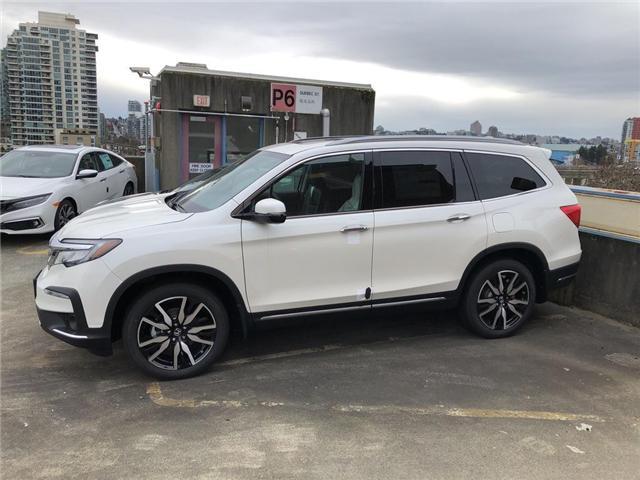 2019 Honda Pilot Touring (Stk: 1K39300) in Vancouver - Image 2 of 4