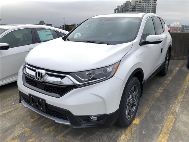 2019 Honda CR-V EX-L (Stk: 2K13250) in Vancouver - Image 1 of 4