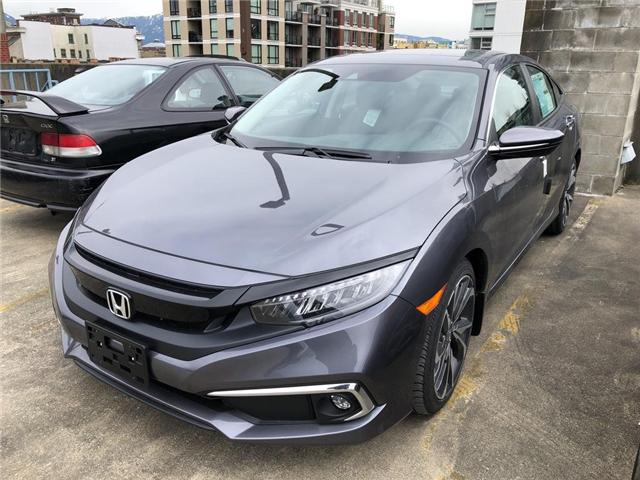 2019 Honda Civic Touring (Stk: 3K24740) in Vancouver - Image 1 of 4