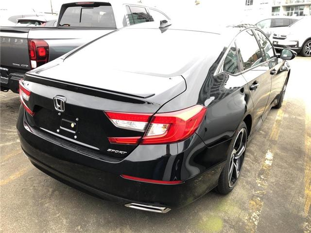 2019 Honda Accord Sport 1.5T (Stk: 6K14600) in Vancouver - Image 2 of 4