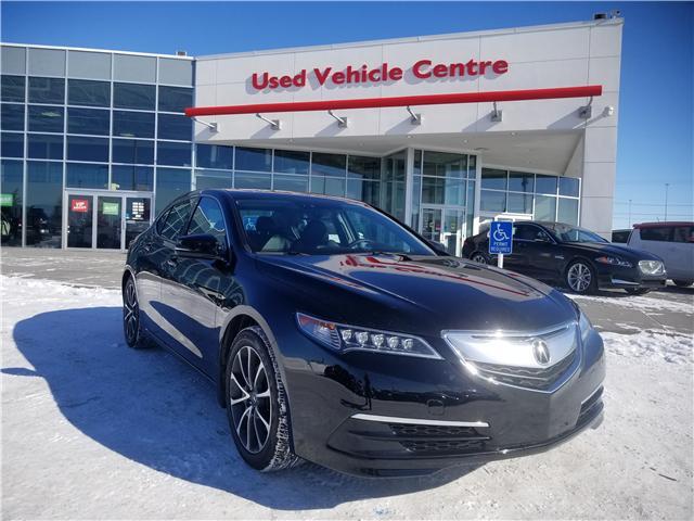 2015 Acura TLX Tech (Stk: U194063) in Calgary - Image 1 of 30
