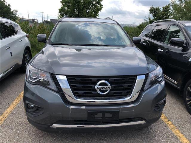 2018 Nissan Pathfinder Platinum (Stk: X4395) in Burlington - Image 2 of 5