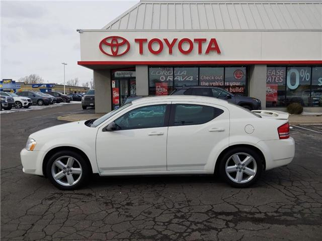 2010 Dodge Avenger SXT (Stk: 1806543) in Cambridge - Image 1 of 12