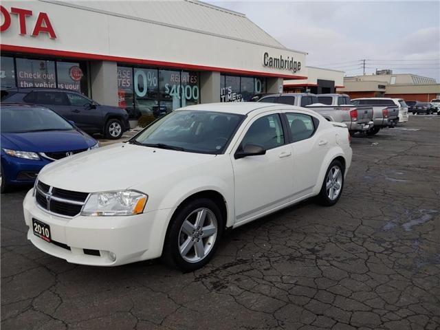 2010 Dodge Avenger SXT (Stk: 1806543) in Cambridge - Image 2 of 12