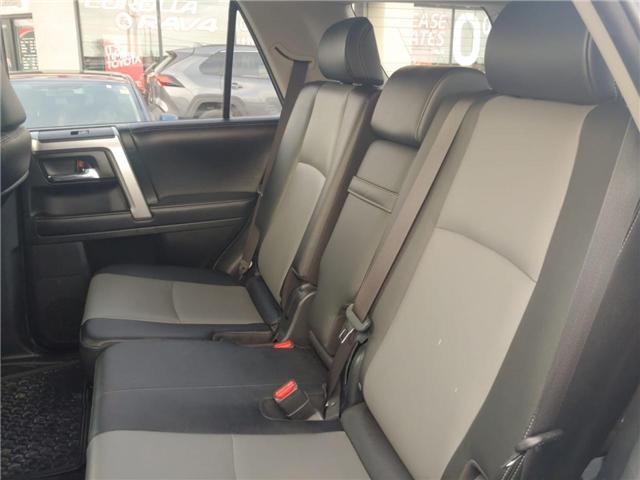 2018 Toyota 4Runner SR5 (Stk: P0054610) in Cambridge - Image 9 of 13