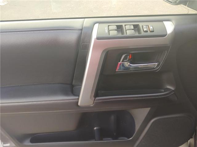 2018 Toyota 4Runner SR5 (Stk: P0054610) in Cambridge - Image 10 of 13