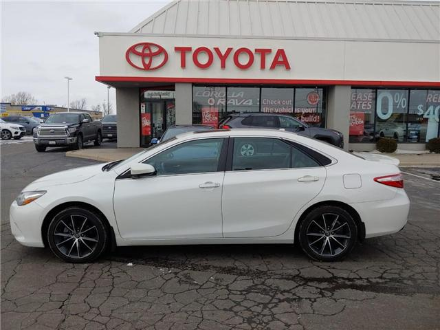 2017 Toyota Camry  (Stk: 1903381) in Cambridge - Image 1 of 13