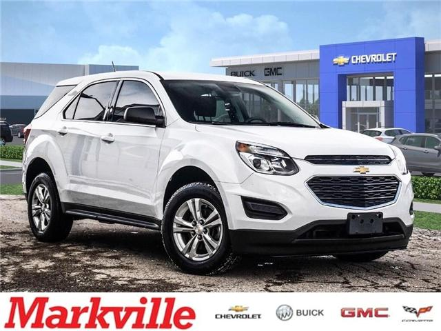 2017 Chevrolet Equinox NEW BRAKES-GM CERTIFIED PRE-OWNED-1 OWNER (Stk: P6296) in Markham - Image 1 of 25