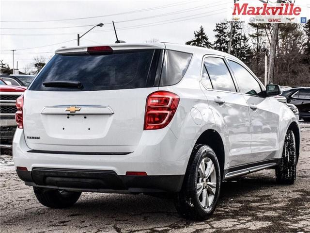 2017 Chevrolet Equinox NEW BRAKES-GM CERTIFIED PRE-OWNED-1 OWNER (Stk: P6296) in Markham - Image 8 of 25