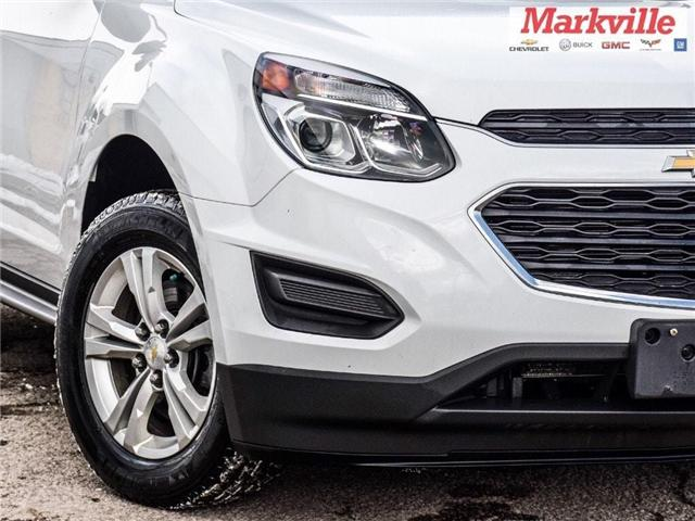 2017 Chevrolet Equinox NEW BRAKES-GM CERTIFIED PRE-OWNED-1 OWNER (Stk: P6296) in Markham - Image 9 of 25