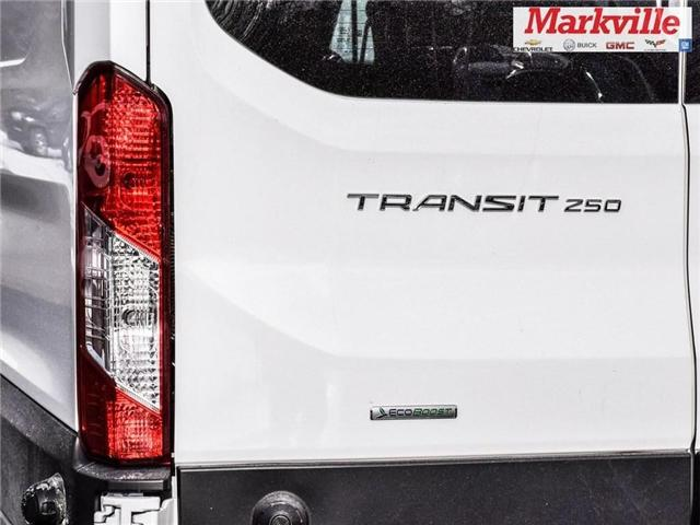 2018 Ford Transit Van 3.5L ECOBOOST-HIGH ROOF-EXTRA LONG-T250-CERTIFIED (Stk: P6285) in Markham - Image 6 of 25