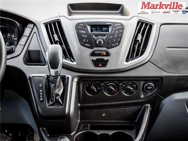 2018 Ford Transit Van 3.5L ECOBOOST-HIGH ROOF-EXTRA LONG-T250-CERTIFIED (Stk: P6285) in Markham - Image 13 of 25