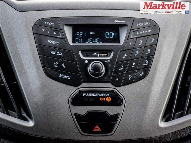 2018 Ford Transit Van 3.5L ECOBOOST-HIGH ROOF-EXTRA LONG-T250-CERTIFIED (Stk: P6285) in Markham - Image 14 of 25