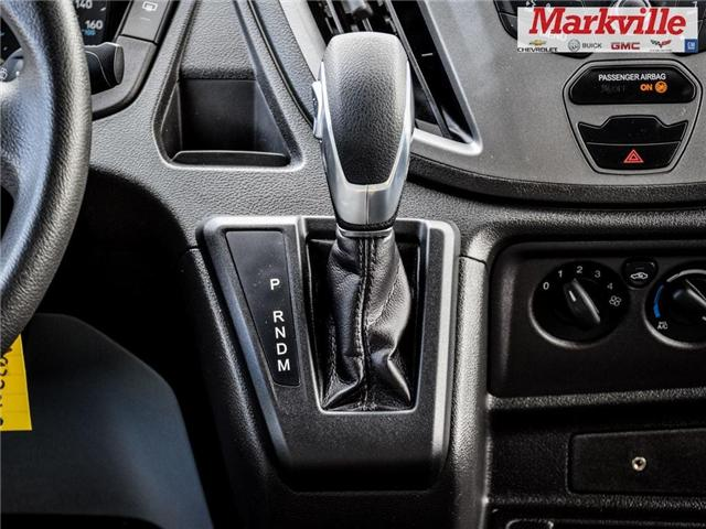 2018 Ford Transit Van 3.5L ECOBOOST-HIGH ROOF-EXTRA LONG-T250-CERTIFIED (Stk: P6285) in Markham - Image 16 of 25