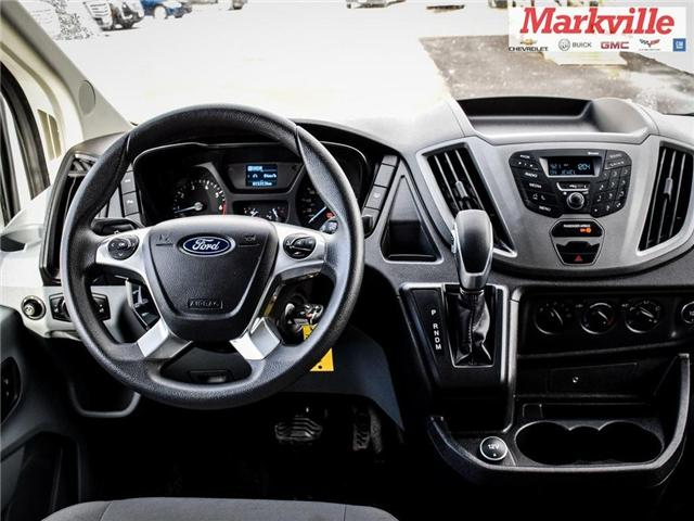 2018 Ford Transit Van 3.5L ECOBOOST-HIGH ROOF-EXTRA LONG-T250-CERTIFIED (Stk: P6285) in Markham - Image 17 of 25