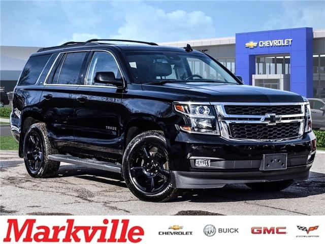2017 Chevrolet Tahoe LT-LEATHR-NAV-ROOF-DVD-GM CERTIFIED PO-1 OWNER (Stk: 253160A) in Markham - Image 1 of 30