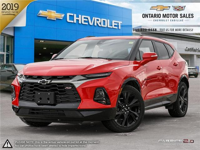 2019 Chevrolet Blazer RS AWD / RS PLUS PACKAGE / POWER
