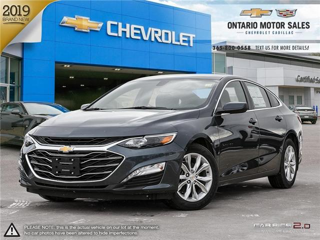 2019 Chevrolet Malibu LT (Stk: 9164789) in Oshawa - Image 1 of 19