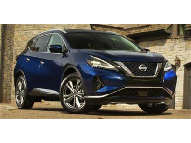 2019 Nissan Murano Platinum (Stk: 19-202) in Kingston - Image 1 of 1