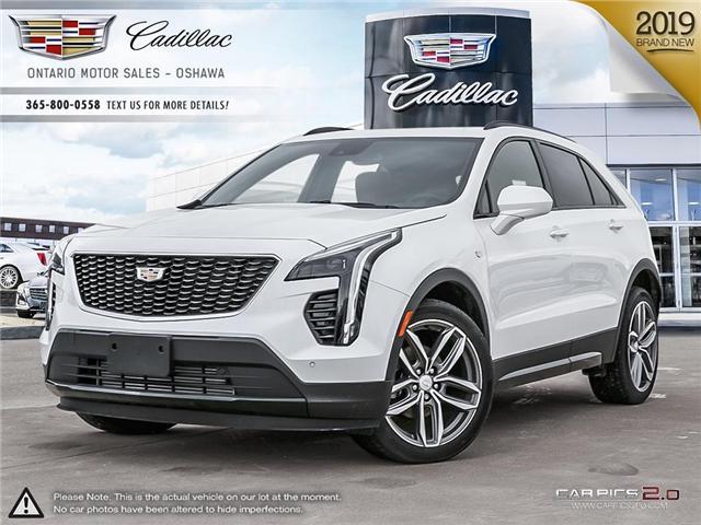 2019 Cadillac XT4 Sport (Stk: 9114571) in Oshawa - Image 1 of 19