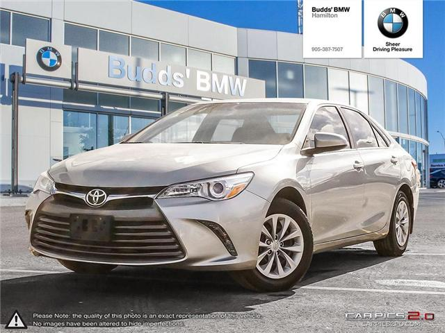 2017 Toyota Camry LE (Stk: B39649PB) in Hamilton - Image 1 of 23