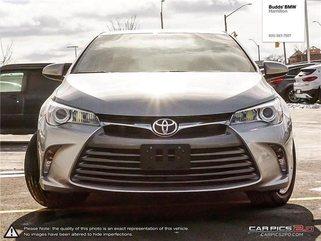 2017 Toyota Camry LE (Stk: B39649PB) in Hamilton - Image 2 of 23