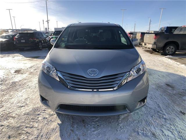 2017 Toyota Sienna  (Stk: 2802039A) in Calgary - Image 2 of 16